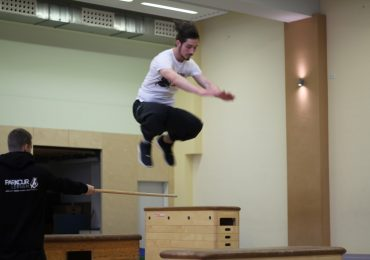 Der ultimative Parkour Training Ratgeber 2.0